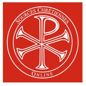 Sources chrétiennes