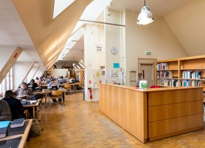 Bibliothèque de Fels