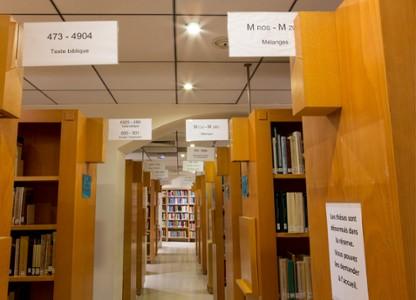Bibliothèque de Vernon